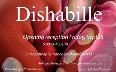artfront galleries 10th show of 2018 – dishabille