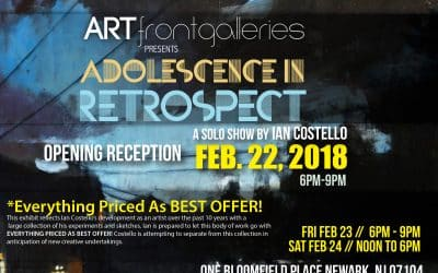 adolescence in retrospect – a one man show by ian costello