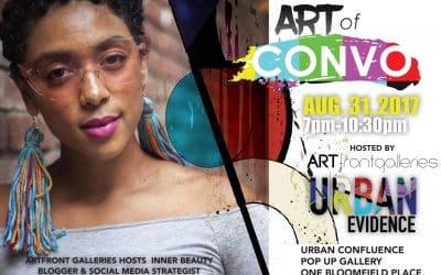 "artfront galleries presents ""the art of convo"""