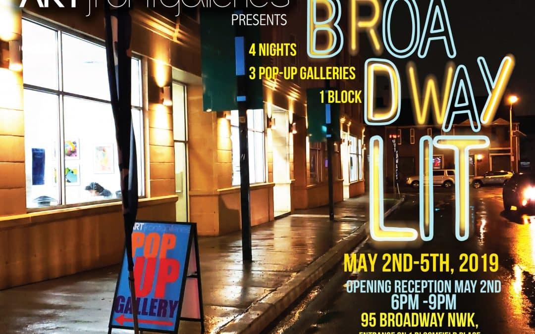 artfront galleries presents broadway lit