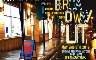 artfront galleries presents broadway lit