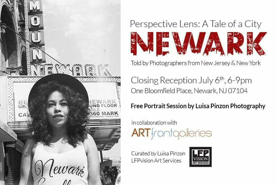 free portrait session at perspective lens closing