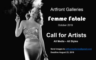 femme fatale call for artists