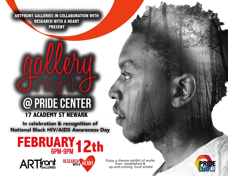 Gallery Night @ Pride Center Reception