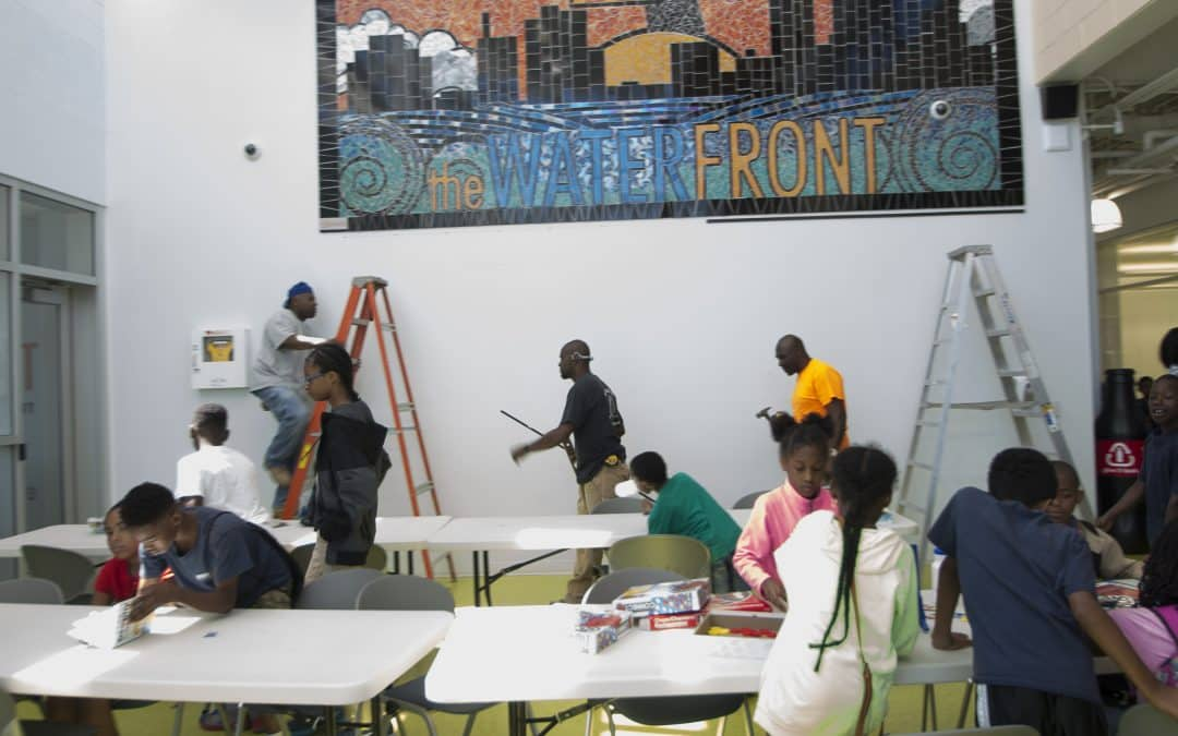 newark housing authority demontrates commitment to the arts