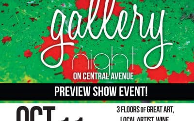 start the open doors festivities early with artfront galleries