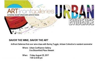 artfront galleries presents savor the wine, savor the art