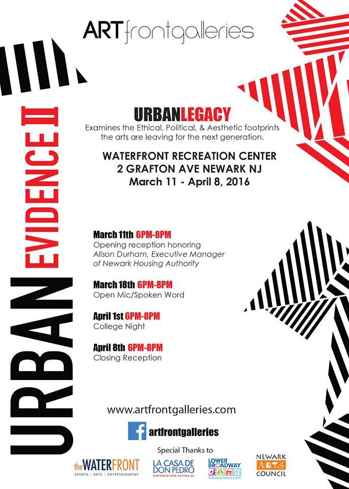 Urban Evidence II - Urban Legacy