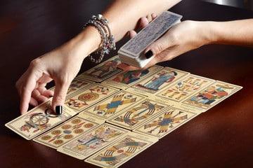 tarot readings at cryptic tarot opening